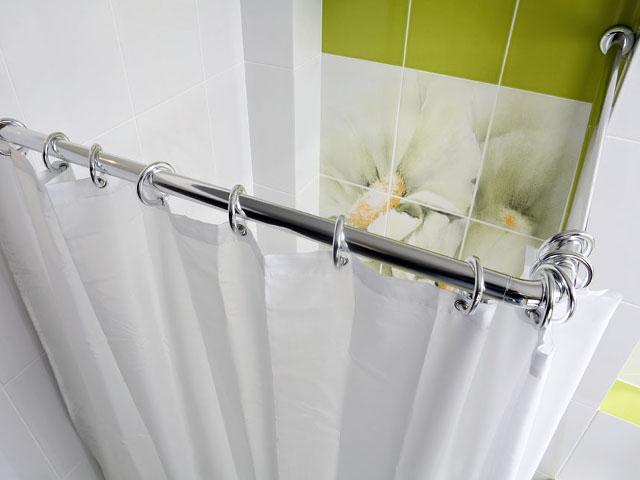 Как сделать угловой карниз для ванны