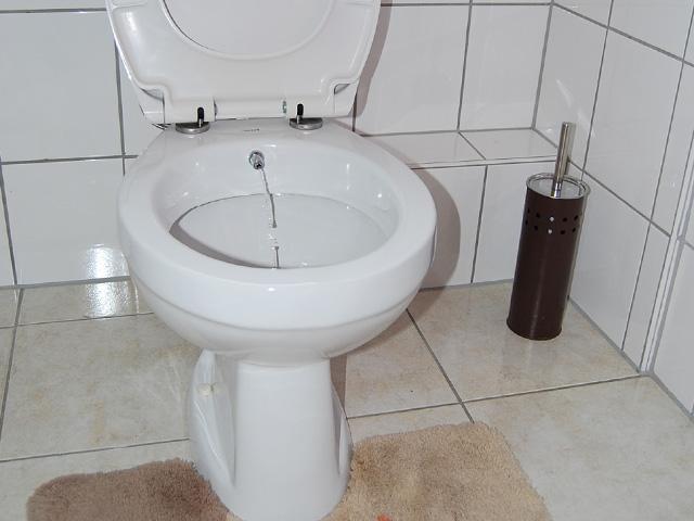 Stand Tiefspul Dusch Wc Taharet Bidet Taharat Toilette Tp300 Abgang