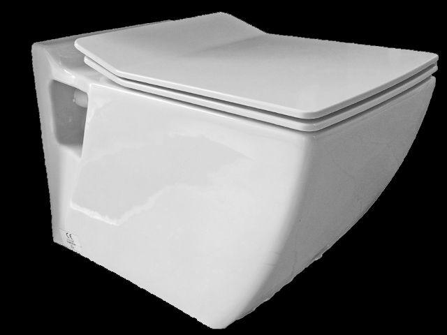 creavit tp324 h nge wand dusch wc eckig taharet bidet taharat soft close deckel ebay. Black Bedroom Furniture Sets. Home Design Ideas