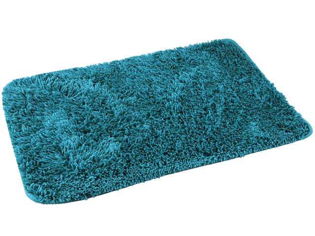 badematte shaggy badvorlage 50x70 cm rutschhemmender r cken braun rot t rkis ebay. Black Bedroom Furniture Sets. Home Design Ideas