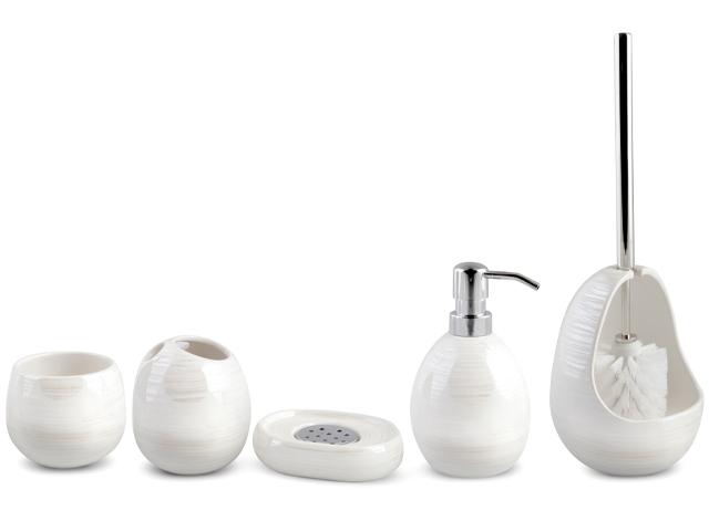 b rstengarnitur wc b rste toilettenb rste klob rste b rstenhalter perle keramik ebay. Black Bedroom Furniture Sets. Home Design Ideas